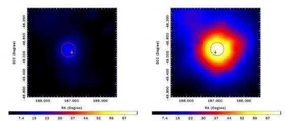 過渡脈衝雙星對應位置存在伽馬射線源可能性