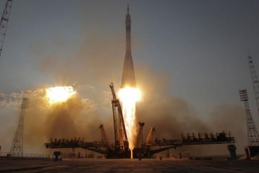 聯盟號太空船發射情況