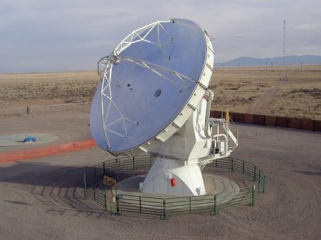 12米Vertex原型機望遠鏡