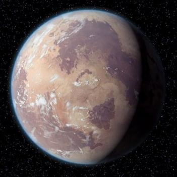 《星球大戰》天行者家族的故鄉塔圖因行星