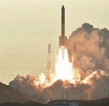 引路4號衛星發射情況