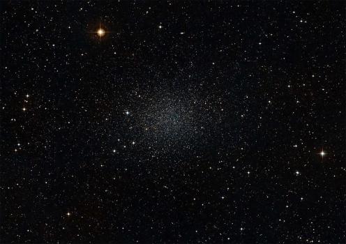 玉夫座星系